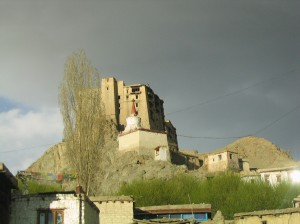 One of the many Buddhist Monasteries in Ladakh