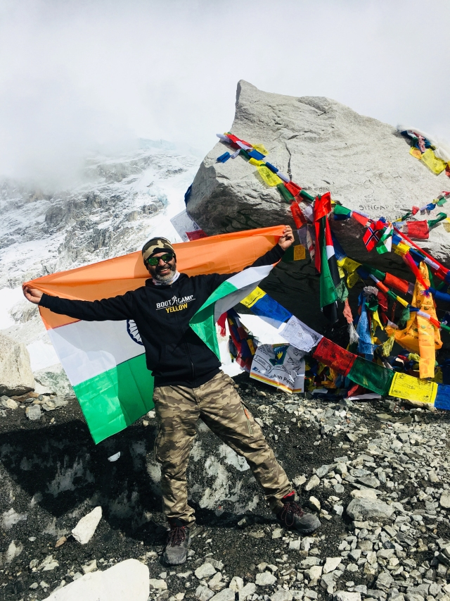 Everest Base Camp _ April 2018