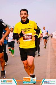 New Delhi Marathon, Feb 2019 ... a sub 2.00 hour finish!